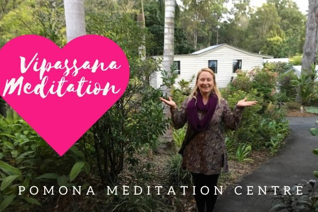 Vipassana Meditation Silent Retreat Pomona Sunshine Coast Accommodation Meditation Centre